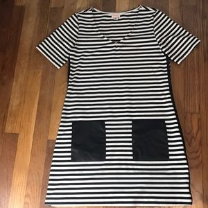 PIXLEY Striped Dress